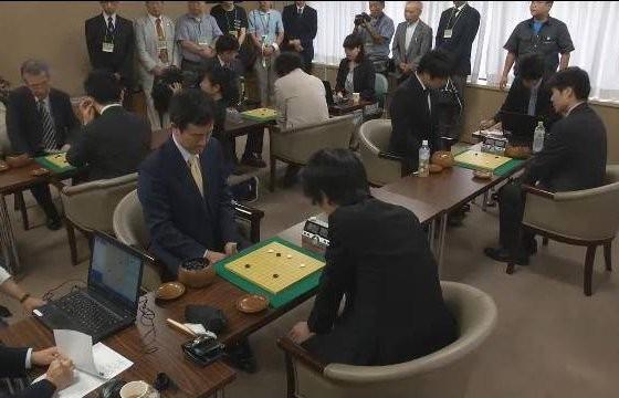 第1回13路盤プロアマトーナメント戦